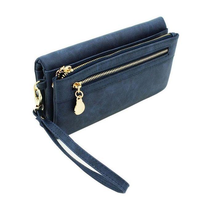 Velika ženska denarnica - 7 barv 1
