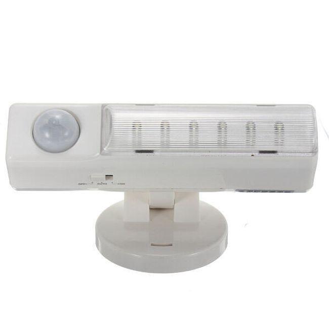 Bezdrátové LED osvětlení se senzorem pohybu 1