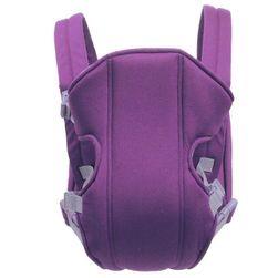 Ergonomski nosilec za dojenčke  vijolična