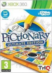 Gra (Xbox 360) uDraw Pictionary Ultimate Edition