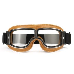 Очила за мотоциклет в ретро дизайн