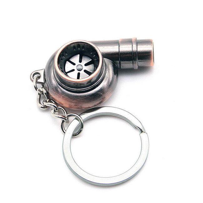 Obesek za ključe - turbo 1