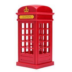 Mini lampička - anglická telefonní budka