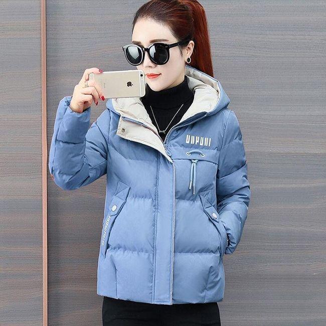Női téli kabát Lindsey
