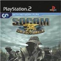Joc (PS2) SOCOM: U.S. Navy SEALs