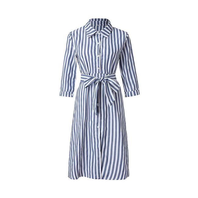 Košuljasta haljina Liby 1