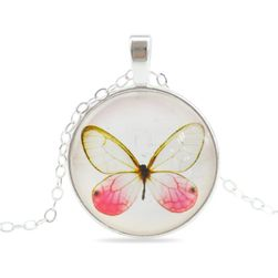Vintage náhrdelník s motýlkem - 10 variant