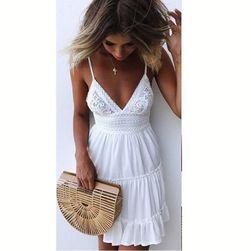 Женское платье без рукавов Amba