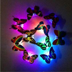 LED lampica sa leptirom