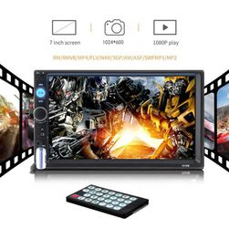 "Autorádio AR03 2DIN 7""LCD BT/USB/MIRRORLINK"