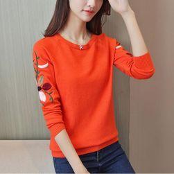 Женская футболка с длинным рукавом AUI56