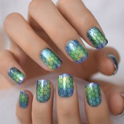Sztuczne naklejane paznokcie GR2