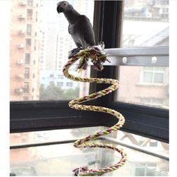 Гибкая жердочка для попугая- 160 см