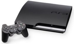 Konsola do gier PlayStation 3 Slim 120 GB