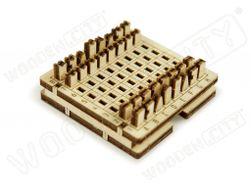 Vreckový hra Šach RA_38019