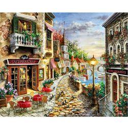 Malování podle čísel B06954