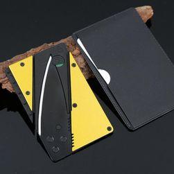 Přenosný nůž do peněženky