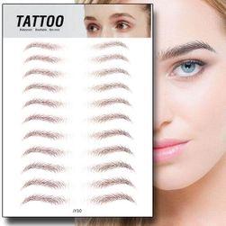 Временна татуировка за вежди Eyebrown