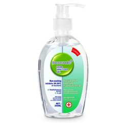 Antibakteriální gel na ruce GE200