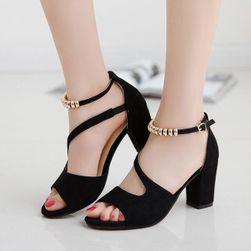 Dámské boty na podpatku Elise