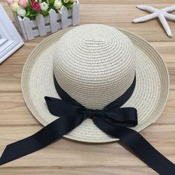 Женская шляпа с бантиком