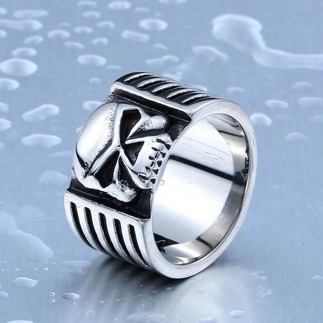 Prsten s lebkou - dvě varianty 1