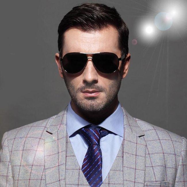Męskie okulary słoneczne SG927 1