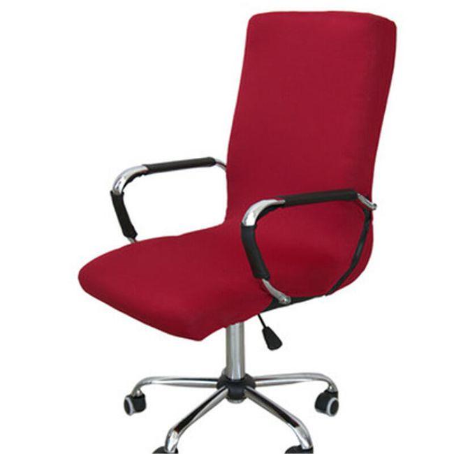 Prevleka za pisarniški stol - več barv 1