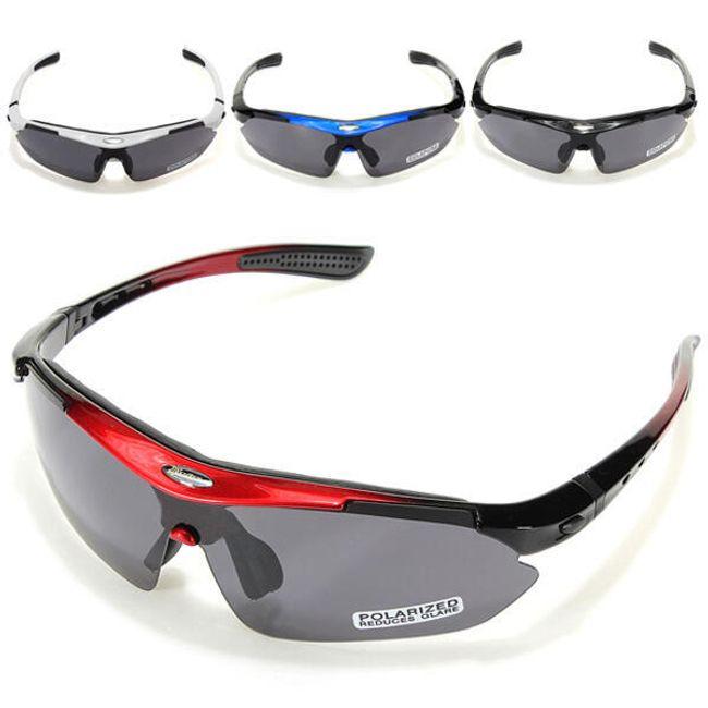 Sportovní brýle s výměnnými skly 1