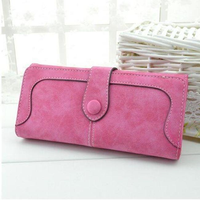 Ženska denarnica iz semiša 1