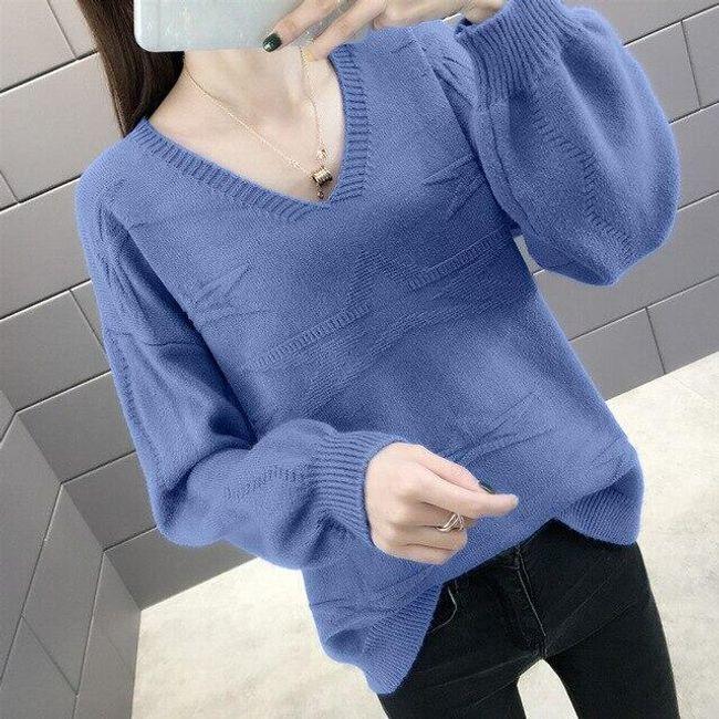 Damski sweter DS55 1