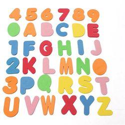 Set slova i brojeva za decu