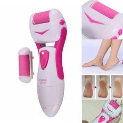 Urządzenie do usuwania  twardej skóry na piętach