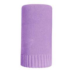 Bambusová pletená deka  100x80 cm RW_45099