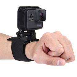 Suport de mana pentru camera GoPro kameru, SJCAM si Xiaomi Yi