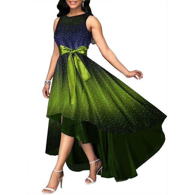 Damska sukienka wizytowa Margriet 1