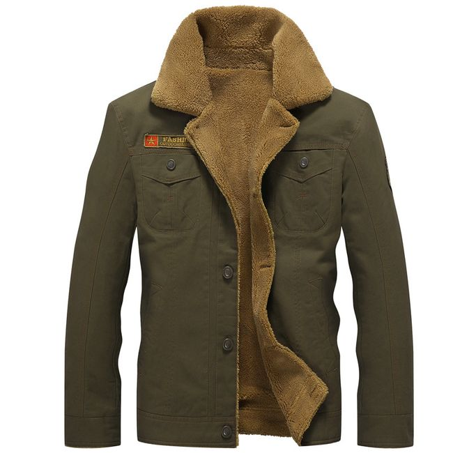 Muška zimska jakna Kameron 1