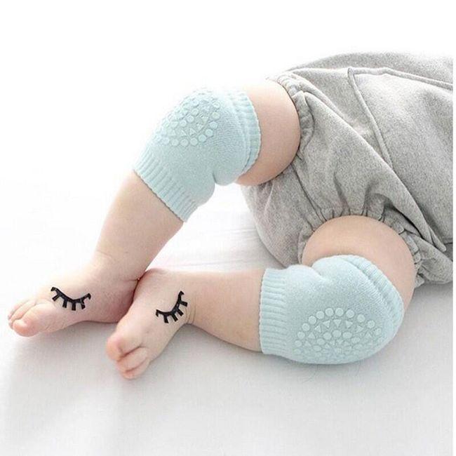 Otroški zaščitni stezniki za plazenje 1