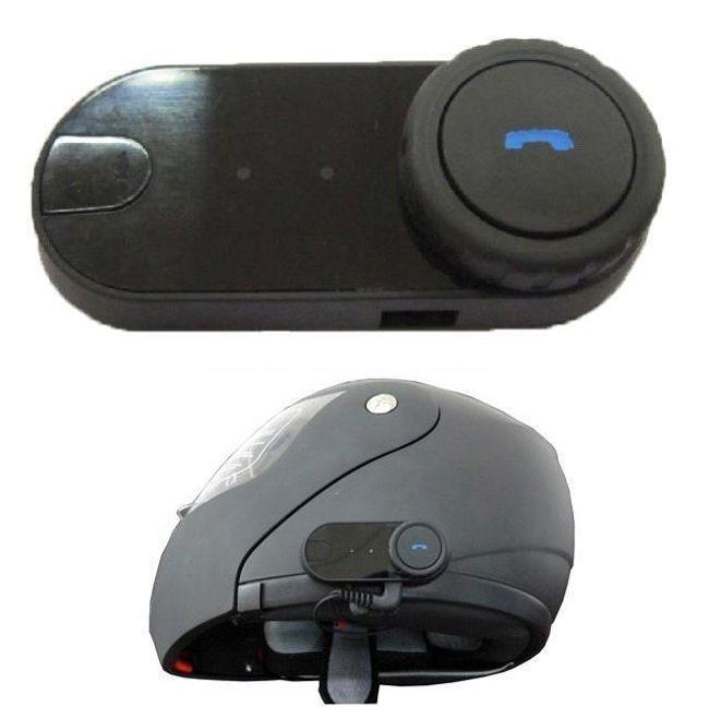 Bezdrátový Bluetooth interkom na motorku 1