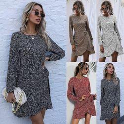 Women's long sleeve dress BR_CZFZ000766