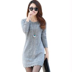 Женское платье-свитер Lola