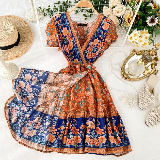 Dámské šaty Cecelia 1
