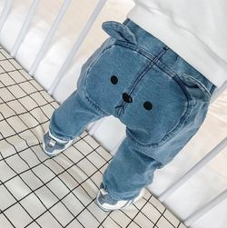 Dětské kalhoty KC019