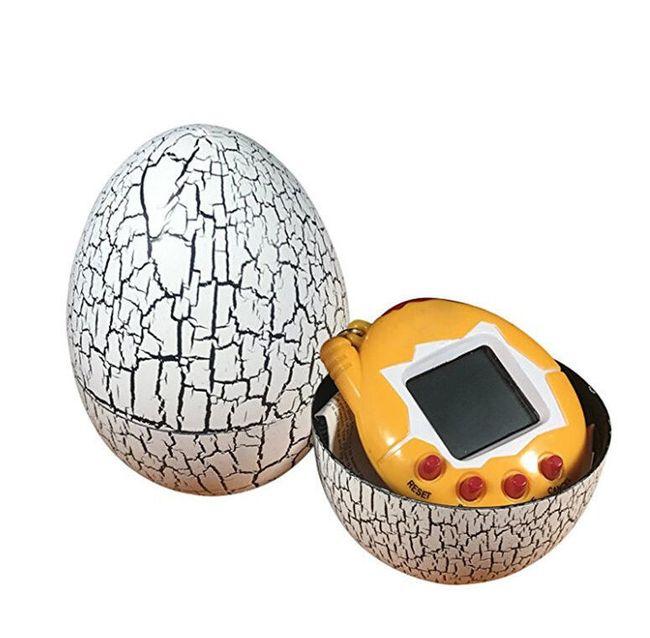 Pocket Digi игра Tamagotchi за деца -  яйце на динозавър - повече варианти 1