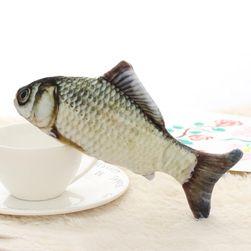 Плюшевая игрушка для собаки- Рыба, 7 вариантов