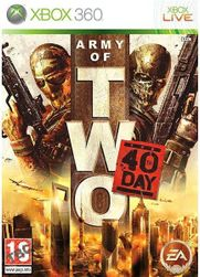 Hra (Xbox 360) Army of Two: The 40th Day