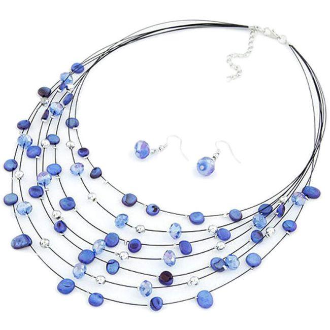 Komplet biżuterii AS249 1