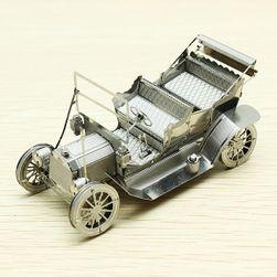 3D puzzle - historické vozidlo