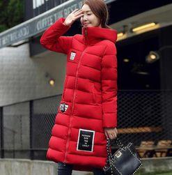 Dlouhá zimní bunda Oriana