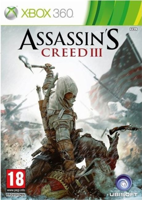 Gra (Xbox 360) Assassin's Creed III 1